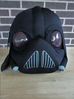 "2012 Star Wars Angry Birds Darth Vader BIG 16"" Tall Firm Plu"