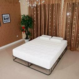 """8"""" inch Queen COOL MEDIUM-FIRM GEL Memory Foam Mattress Bed"""