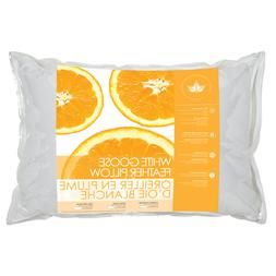 Canadian Down & Feather Co - White Goose Feather Pillow - 10
