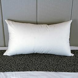 Dyne 100% European  Duck Feather Pillow - Firm Support - Aus