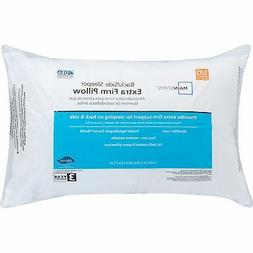 Mainstays Extra Firm 100 Percent Polyester Pillow in Multipl