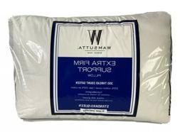 Wamsutta Extra Firm Support Pillow 300 Thread Count Sateen Q