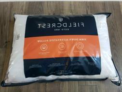 Field Crest Firm Down Alternative Pillow Standard