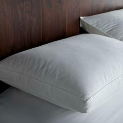 Gussetted Side Sleeper Firm Down King Pillow