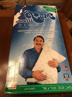 KING My Pillow FIRM Fill Classic mypillow White  Open Box