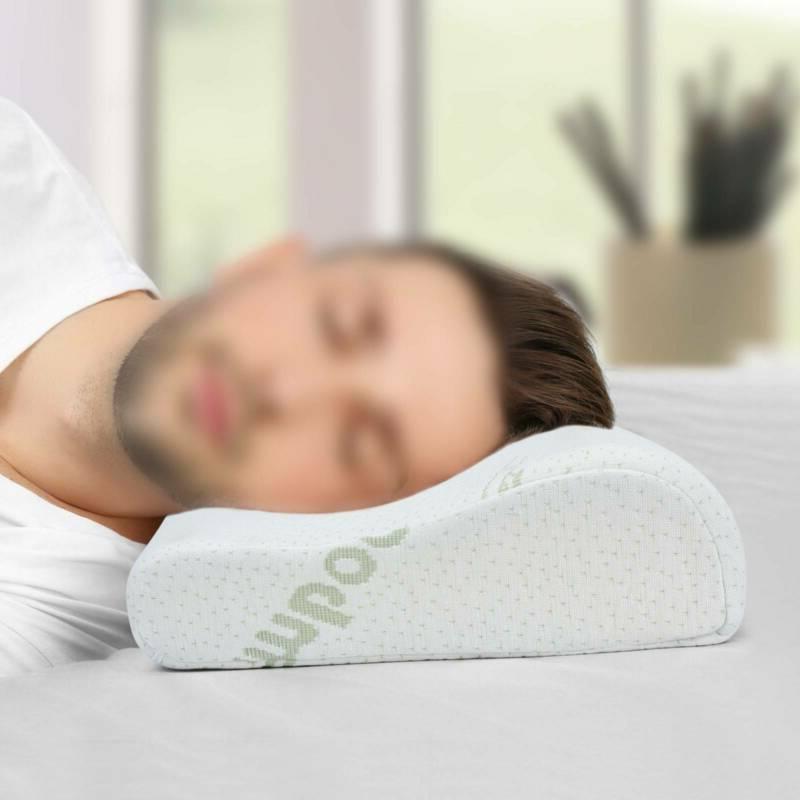 2pcs Contour Pillow Orthopedic Support