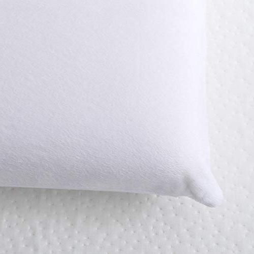 Classic Conforma Ventilated Memory Foam Firm Pillow,