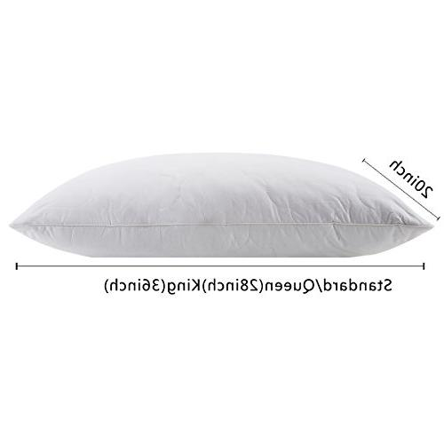 Peace Nest Feather And Pillows, 100% Cover, Cloud