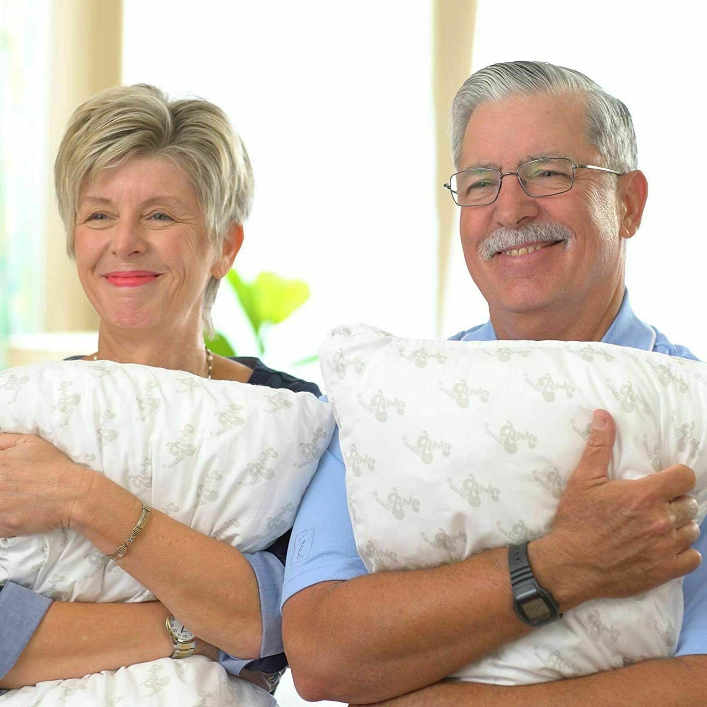 MyPillow Classic Pillow Green Firm Open READ