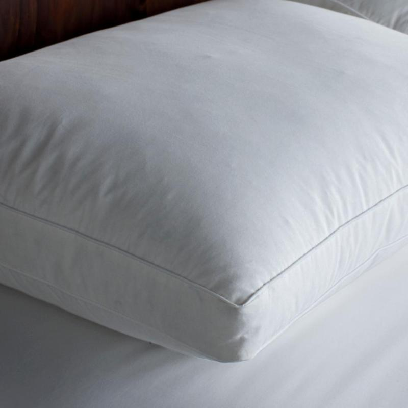 Gusseted Down Standard Pillow