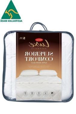 Tontine Luxe Superior Comfort Super Warm Polyester Doona|Duv