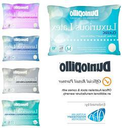 Dunlopillo Luxurious Talalay Latex Soft| Classic Medium| Hig