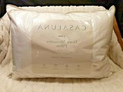 Casaluna- Machine Washable Firm Down Alternative Pillow, Sta