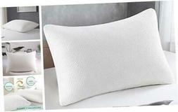 Memory Foam Pillow, Standard Size Pillows for Sleeping Adjus