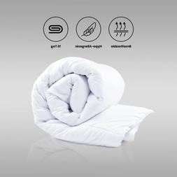 New Thick Warm Hollowfibre Duvet Single Double King Size 15