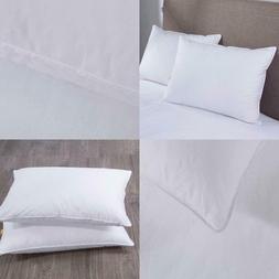 Puredown Goose Down Jumbo Pillow Customizable Firmness Level