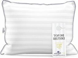 Queen Anne Pillow Company Heavenly Down Hypoallergenic Luxur