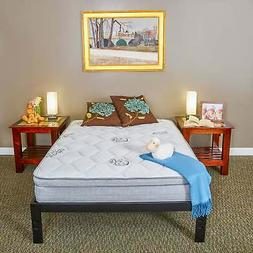 Wolf Pure and Simple 8-inch Pillow Top Innerspring Mattress